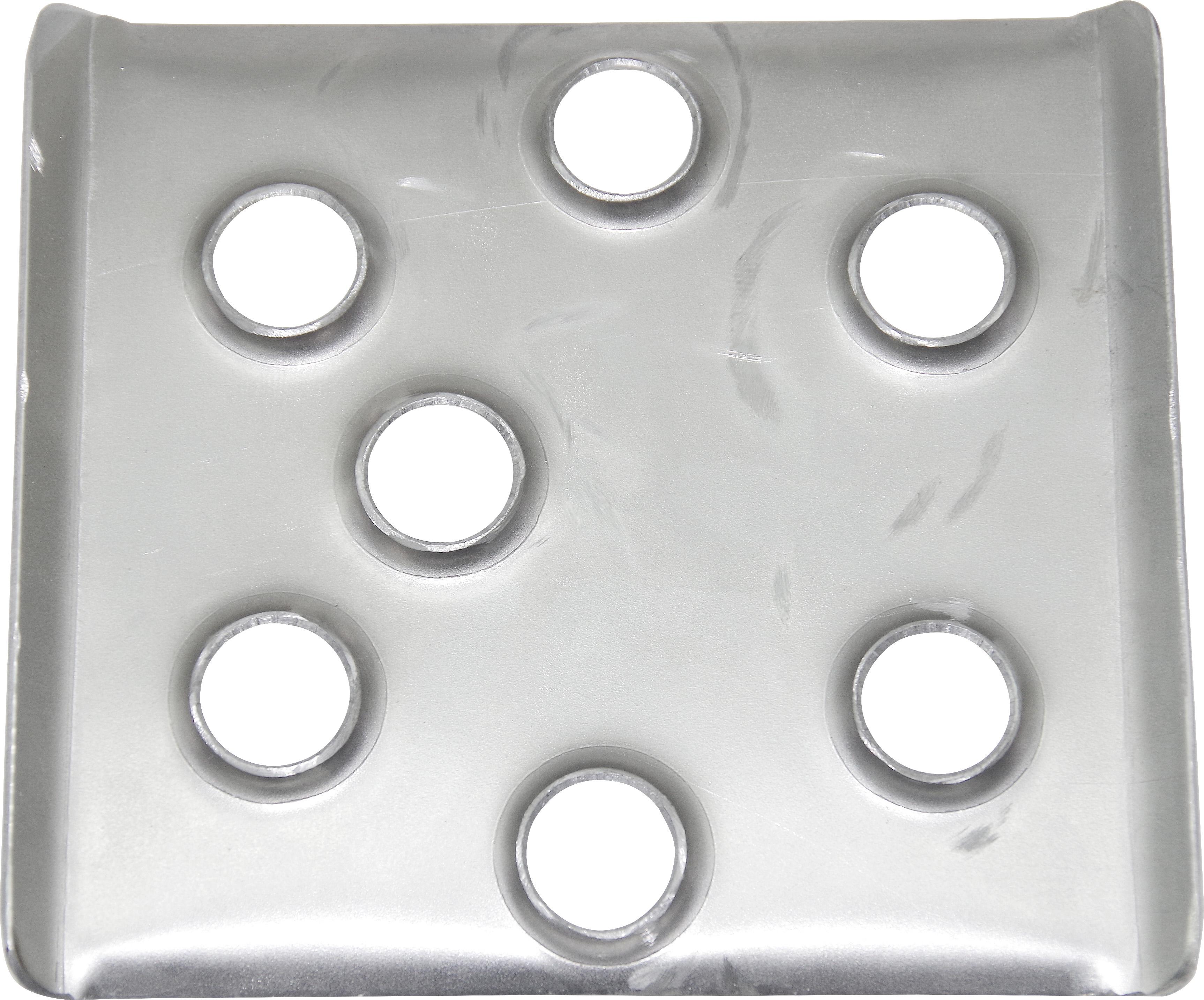 Unimog Bodenblech Fahrersitz U403-U406
