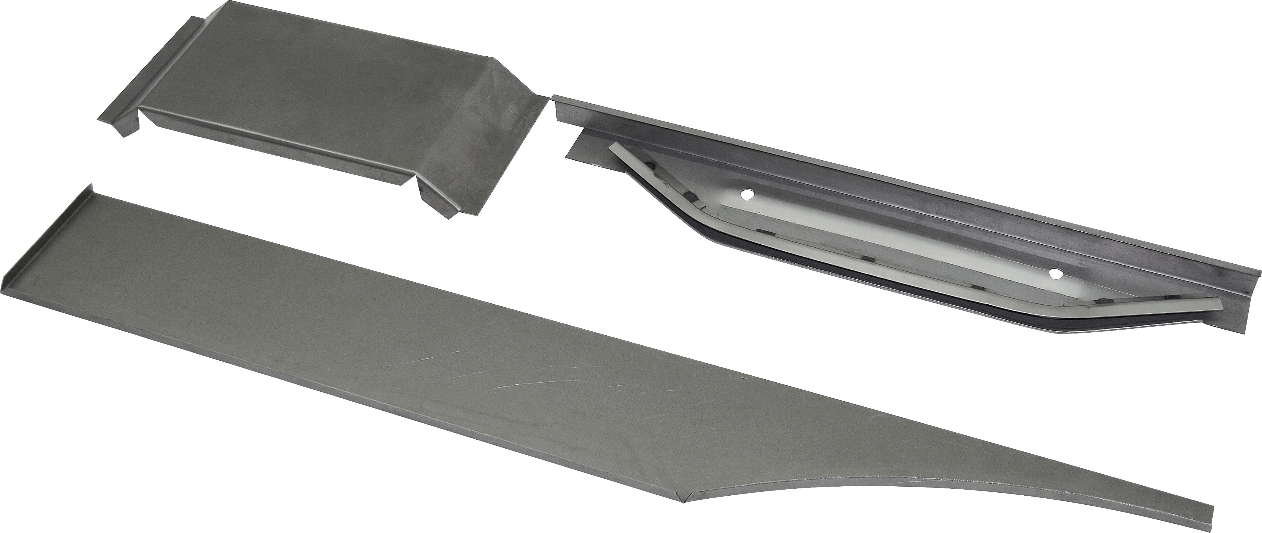 Unimog Reparaturblech Tür rechts U403-U406-U416-U417-U421